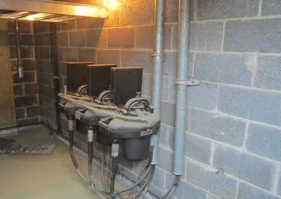 5k V Electric Service Metering and Relaying Switchgear