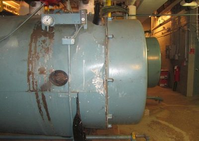 Original Gas-Fired Boilers