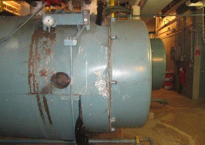 Original Gas-Fired Boilers