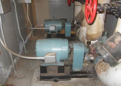 HVAC Base Mounted Pumps